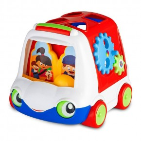 Baby Bus | Mercotoys
